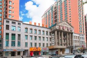 如家酒店-北京鸟巢店