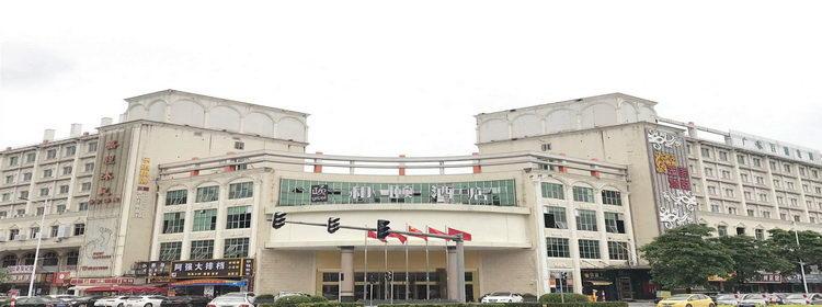 和颐至格酒店-广州花都曙光大道白云机场店
