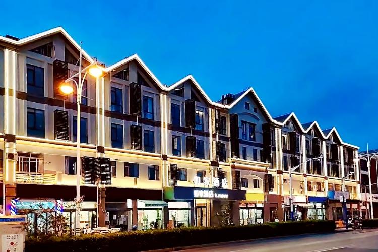 如家·neo-上海松江泗泾地铁站店