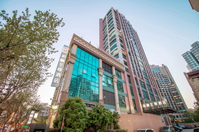 和頤至尊酒店-上海南京西路地鐵站店