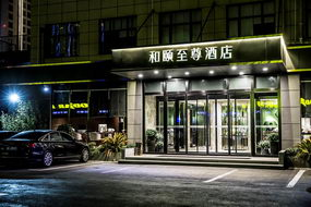 和頤至尊酒店-上海世博店