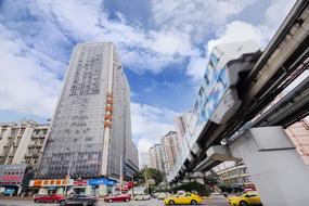如家酒店-重庆杨家坪轻轨站步行街店