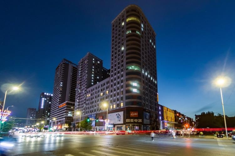 如家-沈阳铁西广场滑翔盛京医院兴华地铁站店