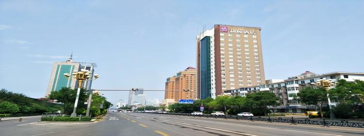 和頤-太原銅鑼灣廣場和頤酒店