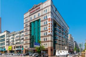 如家酒店-丹東火車站江城大街鴨綠江店
