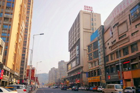 如家酒店-江阴华士镇新世界商业广场店(内宾)