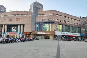 如家酒店-徐州淮海西路段庄广场店
