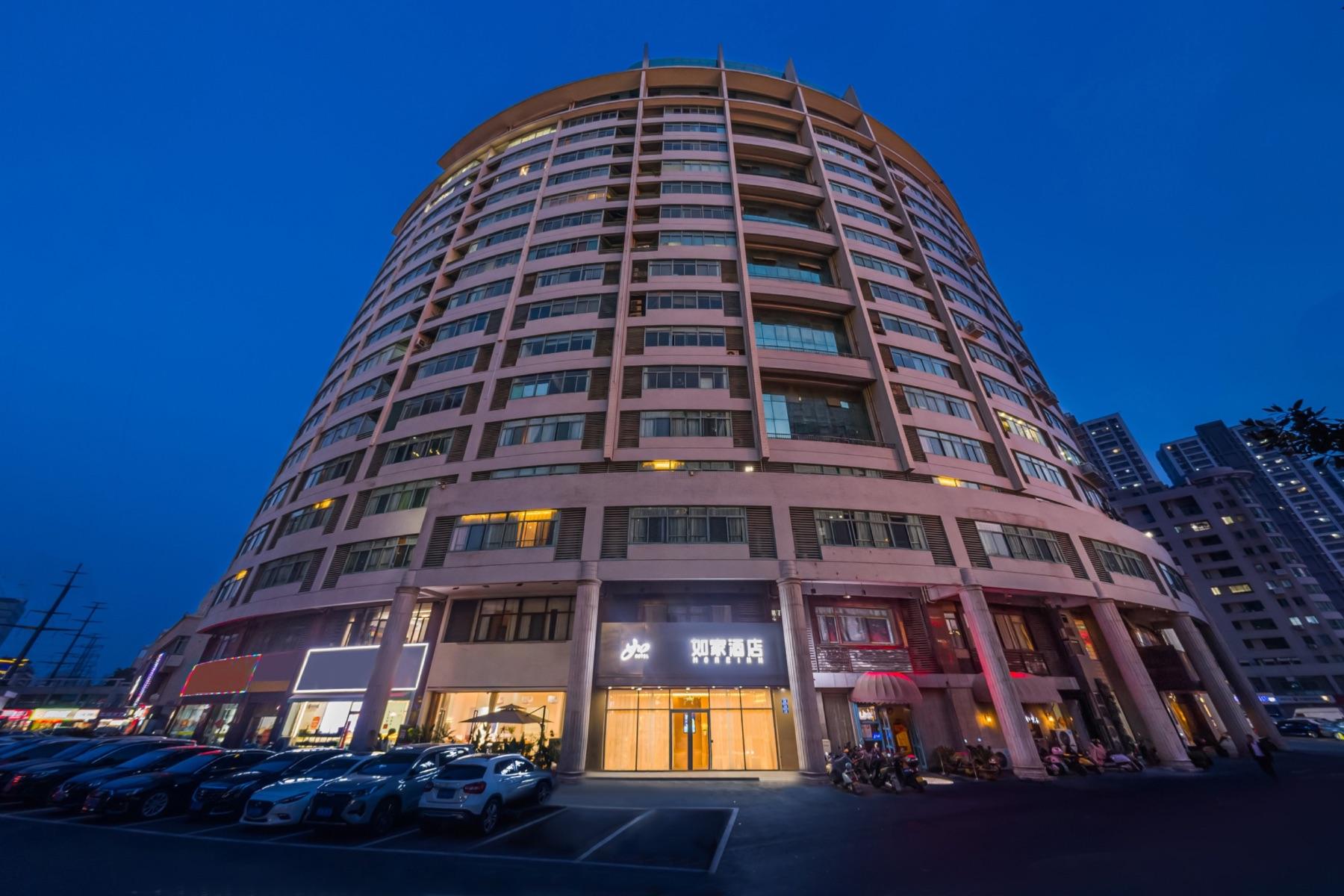 如家酒店-常州万达广场通江大道店