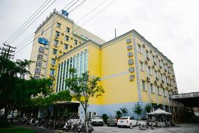 如家酒店-芜湖九华山路步行街店