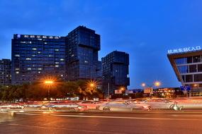 和颐-杭州火车东站西广场和颐至格酒店(内宾)