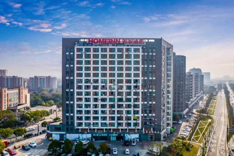 如家酒店-嘉興經濟開發區學院店(內賓)