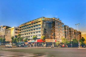 和颐至格酒店-福州鼓屏路三坊七巷屏山地铁站店