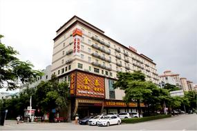 如家酒店-惠州義烏小商品批發城新瀝路店