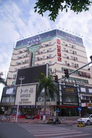如家酒店-汕头会展中心苏宁广场店