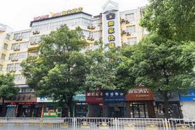 如家酒店-九江甘棠湖三中店