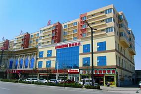 如家酒店-榆林火車站店(內賓)