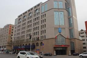 和颐至格酒店-银川鼓楼客运总站店