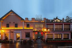 铂萃酒店·申味-上海福梓里国际旅游度假区川沙古镇店