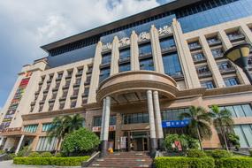 驿居酒店-广州番禺南村暨南大学板桥地铁站城业广场店