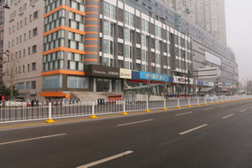 驿居酒店-武汉中山大道汉正街地铁站店(内宾)
