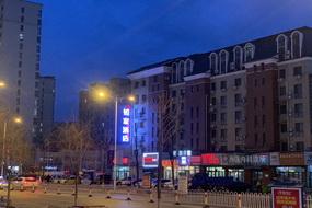 驛居(藍牌)酒店-通化歐亞江南大街店(內賓)