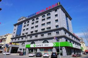 驛居(藍牌)酒店-海門長江路店