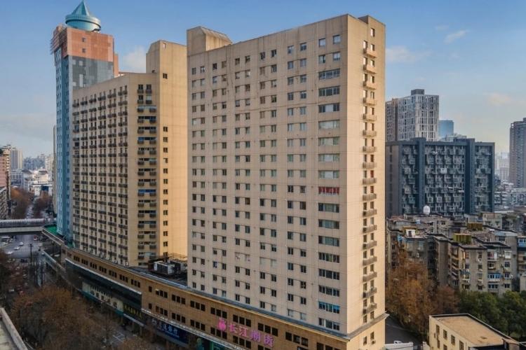 如家精选酒店-武汉解放大道协和医院循礼门地铁站店