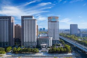 昆山隆祺建國飯店