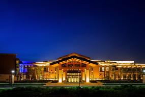 固安建国温泉酒店