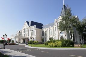 黑河银建建国酒店