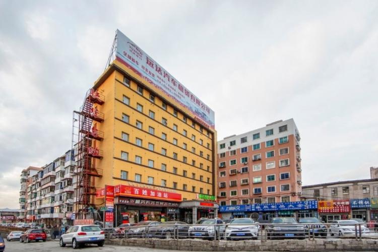 云品牌-本溪火车站派柏.云酒店(内宾)