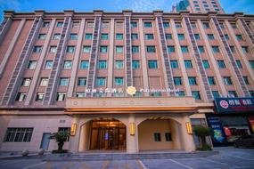 柏麗艾尚酒店-上海金山百聯城市沙灘店