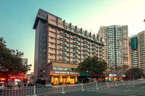 柏丽艾尚酒店-南通濠河风景区中华园店