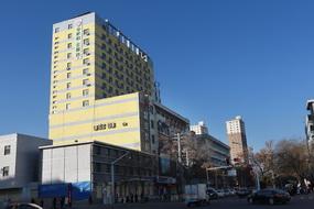 如家云系列-武威西大街派柏·云酒店