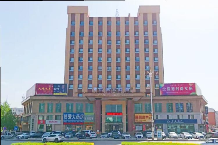 如家云系列-辽宁大石桥市哈大南路派柏·云酒店