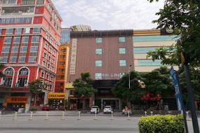 如家云系列-深圳龙华汽车站睿柏·云酒店