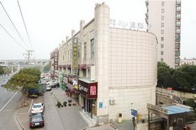 云品牌-上海宝山万达广场通河新村地铁站素柏.云酒店(内宾)