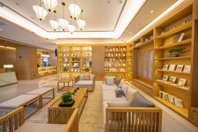 如家云系列-北京大紅門地鐵站閱庭素柏·云酒店