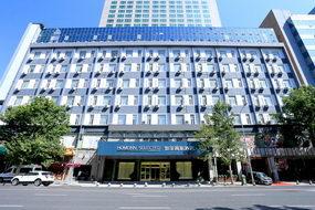 如家商旅酒店-大连人民路港湾广场地铁站店(内宾)