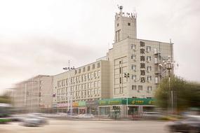如家商旅酒店-包頭火車站店(內賓)