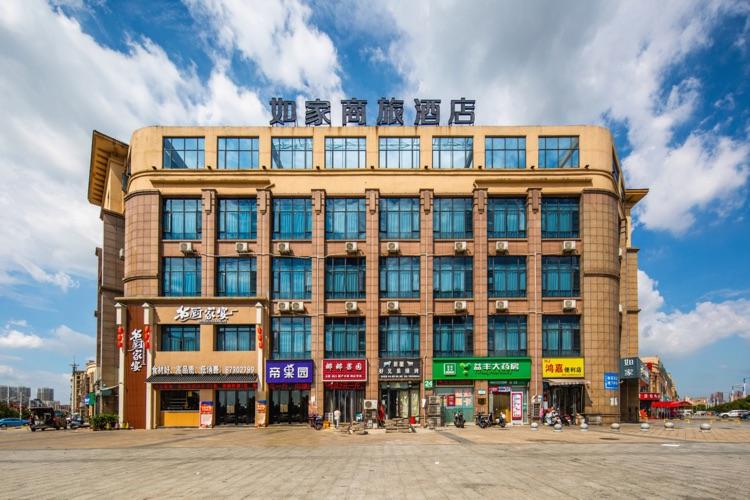 如家商旅酒店-南昌象湖小蓝工业园店
