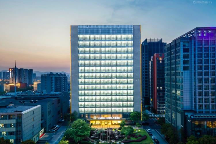 南京青奥体育公园万信至格酒店