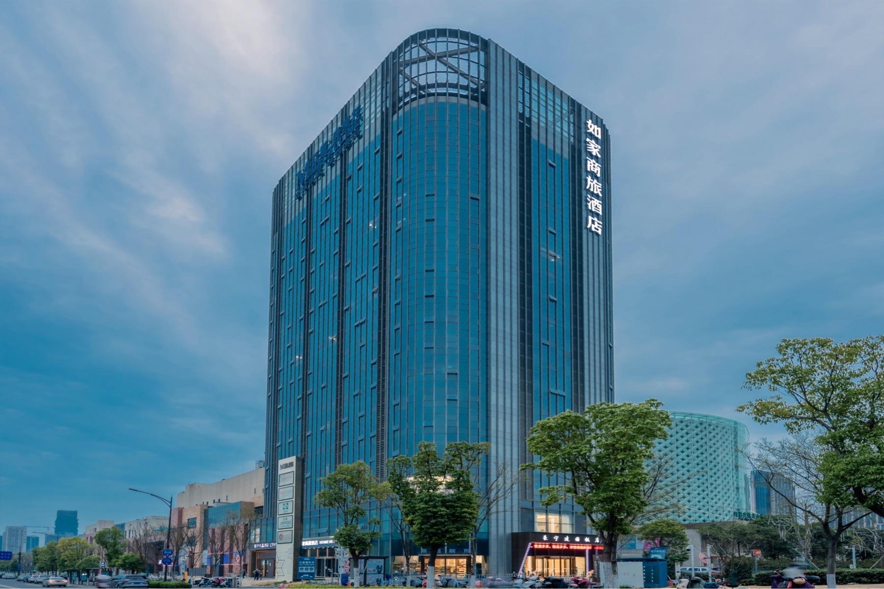 如家商旅(金标)-南京江北工业大学地铁站店