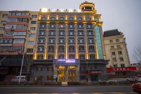 如家商旅(金標)酒店-哈爾濱省政府文府街店(內賓)