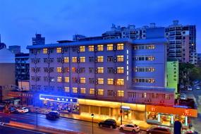 如家商旅(金標)酒店-杭州武林廣場體育場路店(內賓)