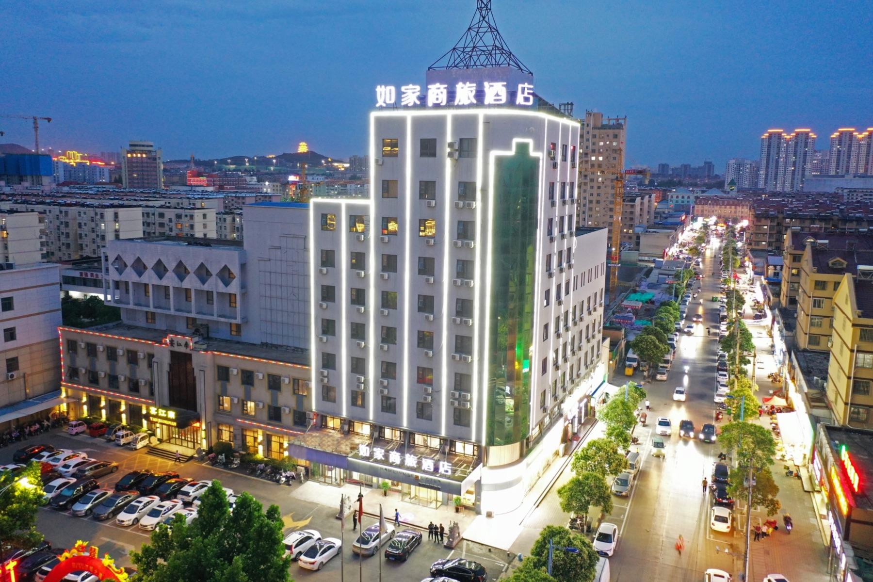 如家商旅(金标)酒店-枣庄薛城光明西路万达店
