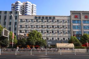 如家商旅(金標)酒店-長沙五一大道火車站廣場地鐵站店(內賓)