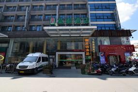 莫泰-广州白云机场人和地铁站店