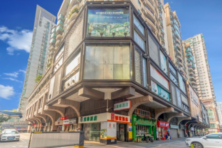 莫泰酒店-廣州華林國際玉器城店