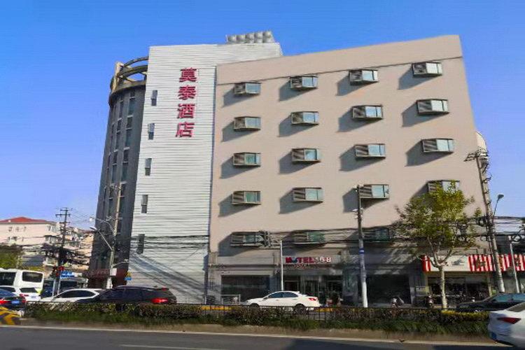 莫泰-上海大宁国际商业区沪太路店